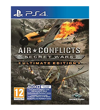 Air Conflicts - Secret Wars Ultimate edition igrica za Sony Playstation 4