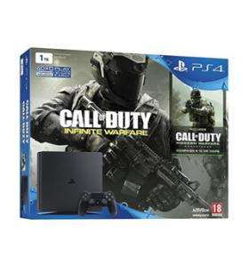 Sony PlayStation 4 (PS4) Slim 1TB plus Call of Duty Infinite Warfare